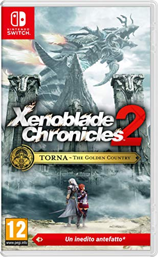 Xenoblade Chronicles 2: Torna The Golden Country - Nintendo Switch [Importación italiana]