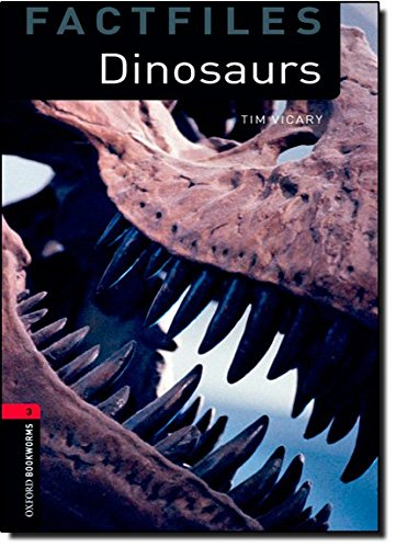 Oxford Bookworms Library Factfiles 3 Dinosaursの詳細を見る