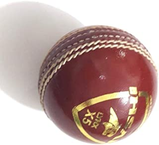 Cricket Ball Red - Ihsan Sports X5