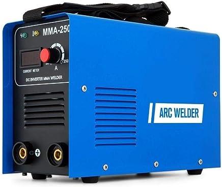 Máquina de soldadura micro ARC MMA Soldadora 250AMP DC 220V IGBT Máquina inversora de soldadura ARC