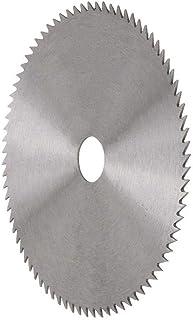 Cirkelsåg Disc 110mm tunn stålskiva träbearbetning Tool Circular Wood Disc Silver 20mm 10PCS för hushålls Handverktyg
