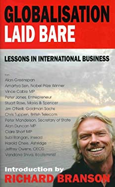 Globalisation: Laid Bare Lessons in International Business