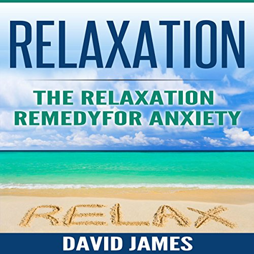 Relaxation audiobook cover art
