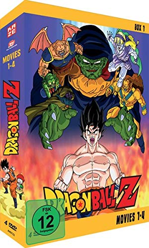 Dragonball Z - Movies - Vol.1 - [DVD]