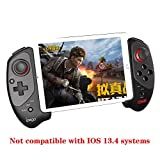 ipega-PG-9083S Bluetooth 4.0 Smart Gamepad Controller Mobile for Samsung Galaxy S10/S10+ /S20 S20+5G/Huawei P40 Pro P30 P30 Pro vivo Oppo Android Smartphone Tablet (Android 6.0 Higher System)