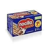Sticks de Nocilla 41067 Chocoleche - 2 Raciones de 30 g - sin Aceite de Palma: Crema de Cacao...