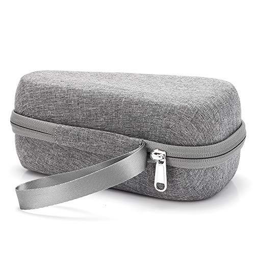 Hard Case Travel Carrying Bag for Philips Norelco Men Shaver Razor fits 4500 3100 6400 AT830/46/4100 AT810/46, (Device and Accessories are not Included) - Gray (Gray Lining)