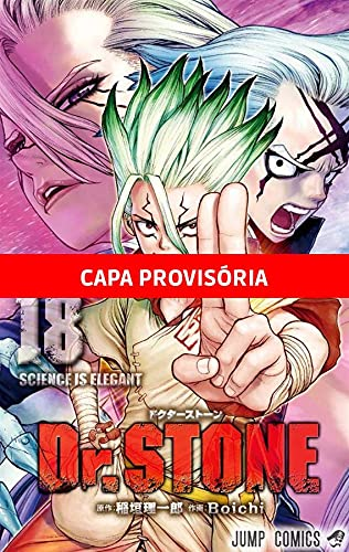 Dr. Stone Vol. 18