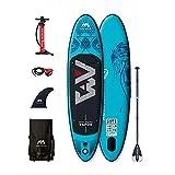 AquaMarina Stand Up Tabla de Paleta Inflable con Kit de conversión de Kayak,Ultimate iSUP Kayak Bundle Incluye Paleta de Viaje Ajustable,Bolsa de Transporte,Bomba,Unisex