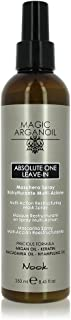 NOOK MAGIC ARGANOIL ABSOLUTE ONE LEAVE-IN MASCHERA ARGAN OIL KERATINA DERMATOLOGICAMENTE TESTATO 250 ML