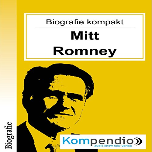 Couverture de Mitt Romney