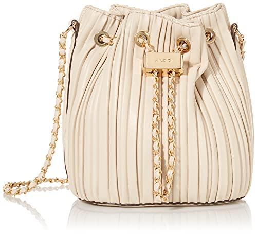 ALDO Women's Muddal Bucket Bag, Bone