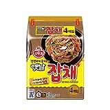 オットギ ottugi インスタントチャプチェ麺 4個入 / 韓国ラーメン (海外直送)