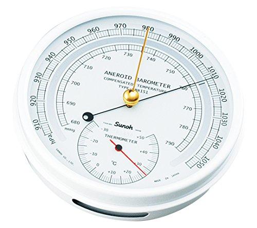 アズワン アネロイド気圧計 SBR151 (1個入り) /1-6415-01