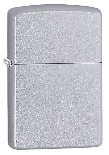 Zippo Classic Satin Chrome Pocket Lighter