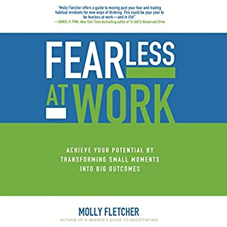 Fearless at Work audiobook cover art