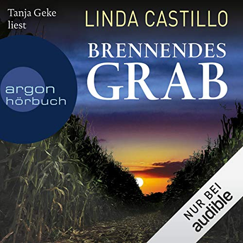 Brennendes Grab audiobook cover art