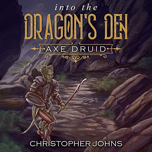 Into the Dragon's Den audiobook cover art