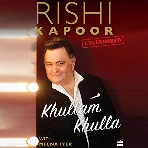 Khullam Khulla audiobook cover art