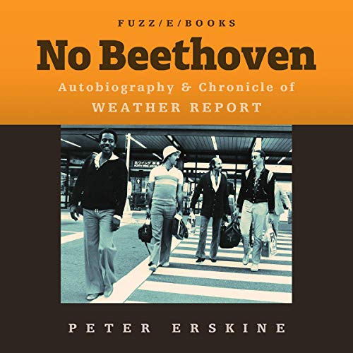 No Beethoven Audiobook By Peter Erskine cover art
