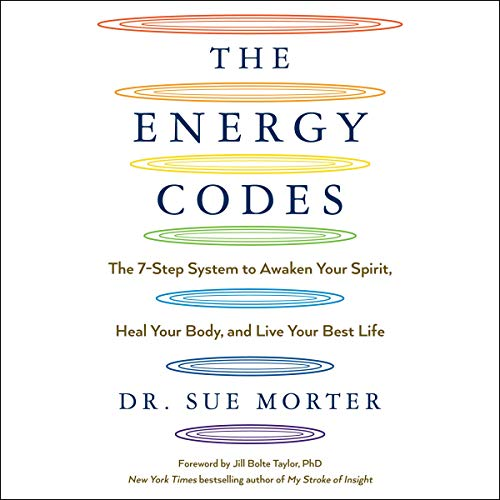 The Energy Codes audiobook cover art