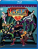 Legion of Super Heroes: The Complete Series [Blu-ray]