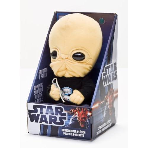 Star Wars Joy Toy 100437 - Cantina Peluche con Suono, 23 cm in Displaybox