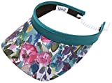 Glove It Golf Visor Painted Meadow - Adjustable Hat for Golf, Wide Brim, UV50 Sun Protection, Soft and...