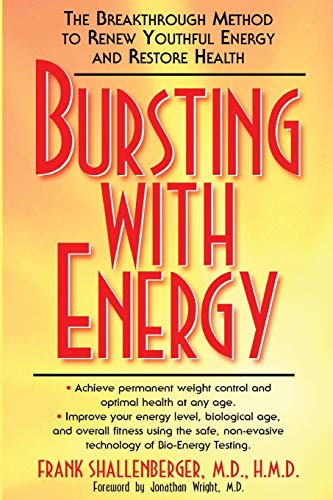 Best bursting with energy shallenberger for 2021