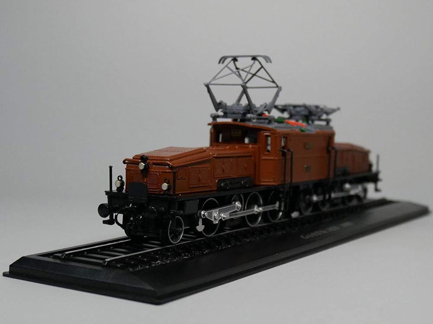 FidgetGear Ho Scale Model 1 87 Train Ce 6 8 II Nr,14253 1919 Diecast Model Train