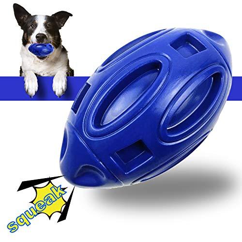 Hundespielzeug Unzerstörbar, Besonders zäher Naturkautschuk hundeball , Welpen Kauspielzeug hundespielzeug Ball , langlebig und nahezu unverwüstlich für mittlere und große Rassen