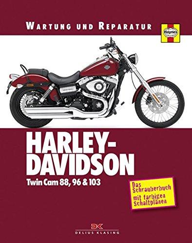 Harley Davidson TwinCam 88/96 & 103: Wartung und Reparatur