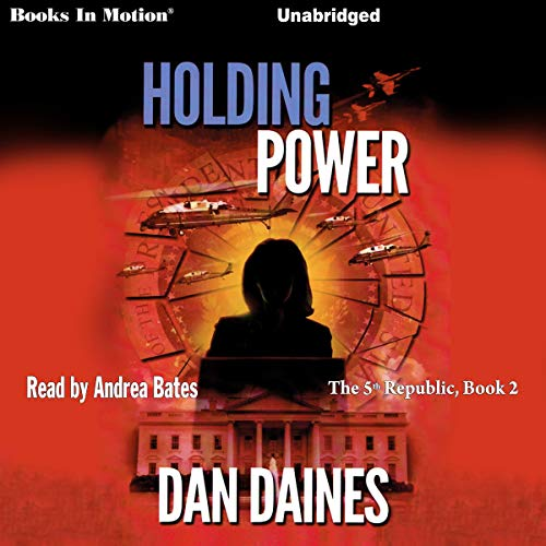 Holding Power audiobook cover art