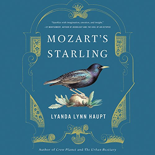 Mozart's Starling audiobook cover art