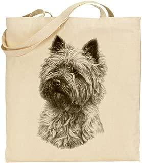 Howard Robinson Bull Terrier chien sac en coton naturel