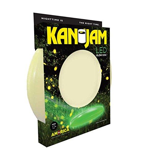 Kan Jam LED Glow Disc