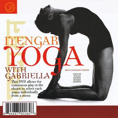Iyengar Yoga With Gabriella