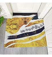 MDCG 北欧玄関マット洗えるカーペット家庭用はカーペットフットパッドノンスリップカーペットを切り抜くことができます (Color : B, Size : 200x120cm)