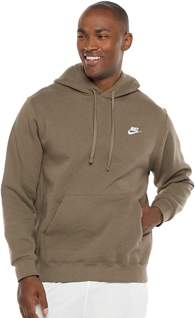 Nike Men's Luxury goods Washington Mall Pull Hoodie Over