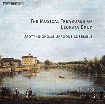 The Musical Treasures Of Leufsta Bruk, Vol. 1