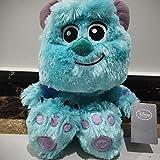 Sentado 28 cm Monsters University Peluche Toys Baby Sulley Sullivan Animales de peluche Muñeca suave Niños Muñeca