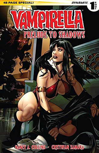 Vampirella (2014-2015): Prelude to Shadows: Digital Exclusive Edition (Vampirella (2011-)) (English Edition)