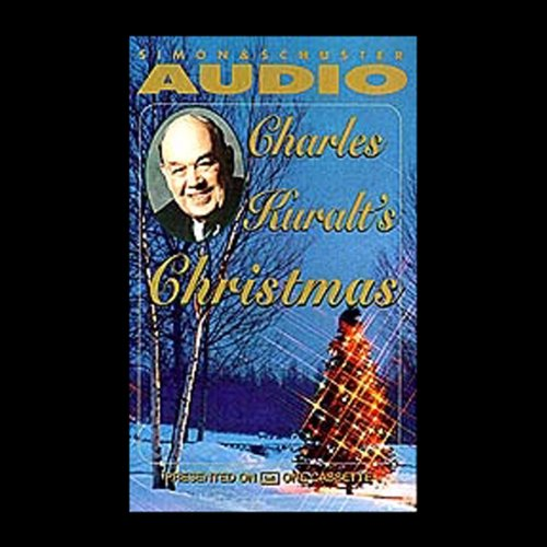 Charles Kuralt's Christmas audiobook cover art