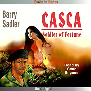 Casca: Soldier of Fortune: Casca Series #8 cover art