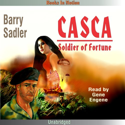 Casca: Soldier of Fortune: Casca Series #8 audiobook cover art