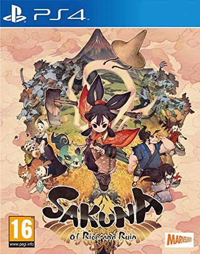 Sakuna Of Rice and Ruin (PS4)