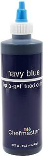 Chefmaster Liqua-gel Colour - Navy Blue 10 oz