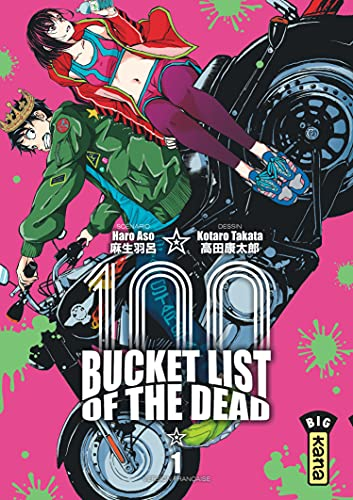 Bucket list of the dead Edition simple Tome 1