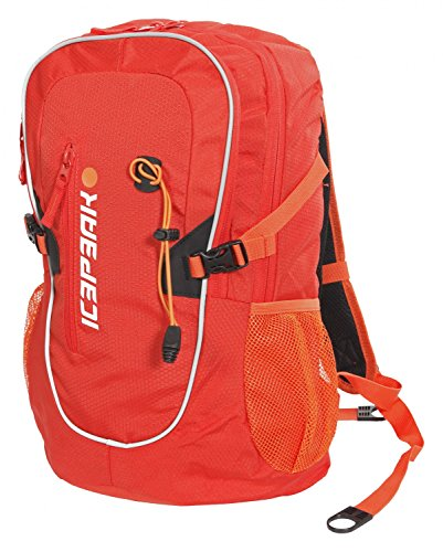 Icepeak fluid2 Sac à dos – Coral Red