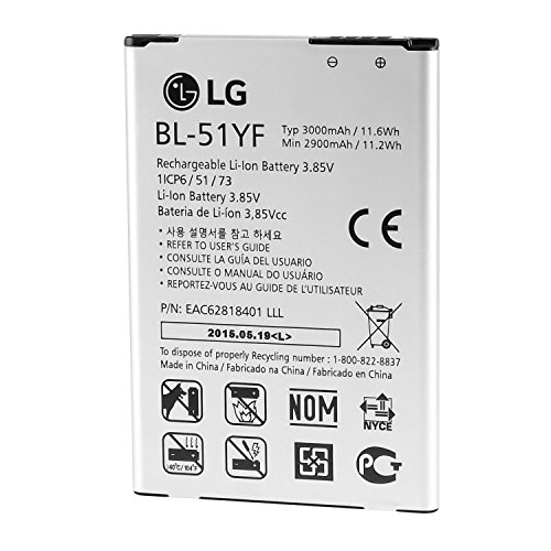 Alta Qualità BL-51YF (a) 3000mAh batteria standard per LG G4